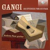 Gangi 22 Studies For Guitar