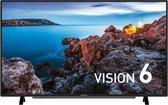 Grundig 43 VLE 6735 BP 109,2 cm (43'') Full HD Smart TV Wi-Fi Zwart