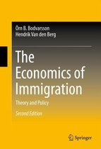 Boek cover The Economics of Immigration van OErn B. Bodvarsson