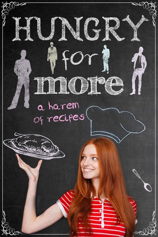Boek cover Hungry for More van Skye Mackinnon (Onbekend)