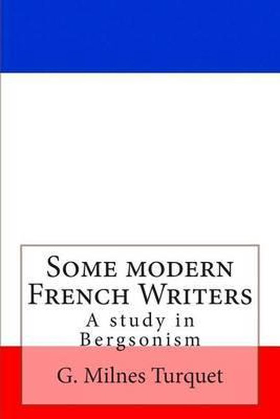 Some Modern French Writers