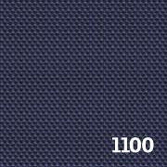 VELUX Origineel Verduisterend Rolgordijn (DKL), Zilveren Kozijn, U08, 808, 8, Donkerblauw