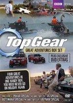 Top Gear: Great Adventures Boxset