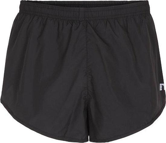 Newline Base Split Shorts 14702-604 - Hardloopbroek - Heren - Black - Maat L