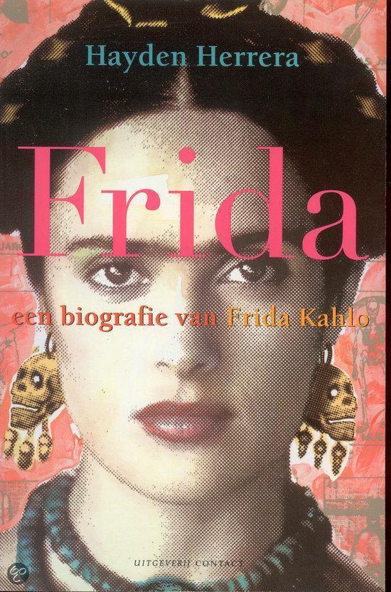 Boek cover Frida Filmeditie van Hayden Herrera (Paperback)