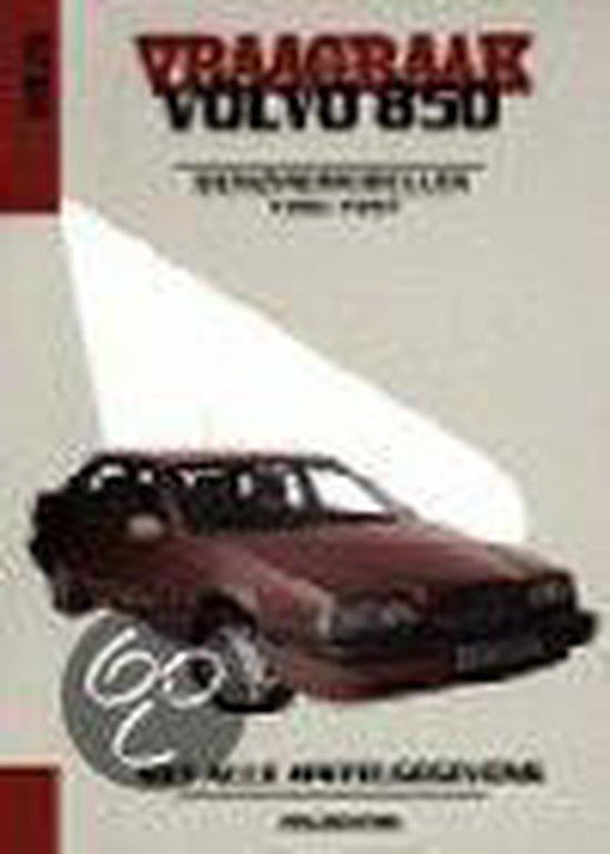 Vraagbaak Volvo 850 Benzinemodellen 1992-1997 - P.H. Olving |