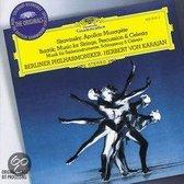 Bartok: Music for Strings, Percussion & Celesta etc / Karajan et al