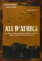 Ali D'africa 1 Stormo C.T. in North Africa . November 1941-July 1942
