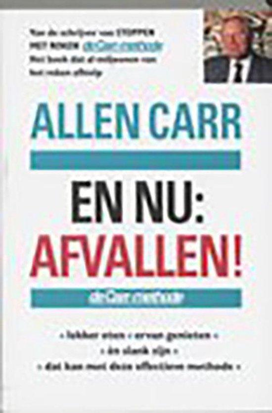 en nu: afvallen / druk Heruitgave - Allen Carr   Fthsonline.com