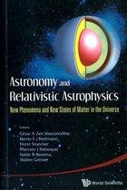 Astronomy And Relativistic Astrophysics