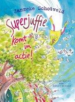 Superjuffie 2 - Superjuffie komt in actie!