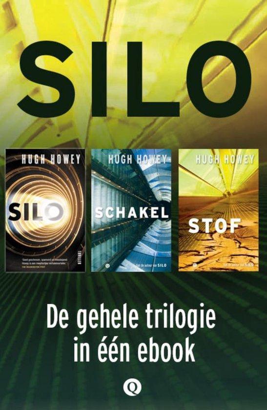 Silo 1, 2, 3 - Silo, Schakel, Stof - Hugh Howey  