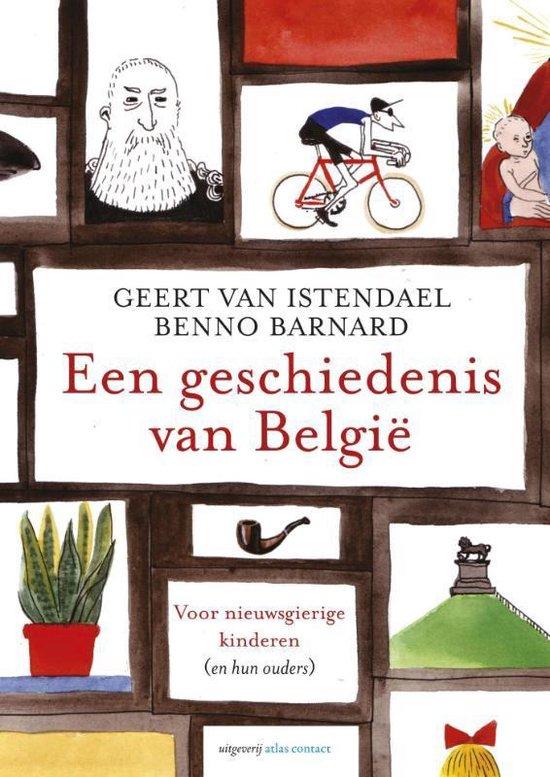 Een geschiedenis van Belgie - Geert van Istendael | Fthsonline.com