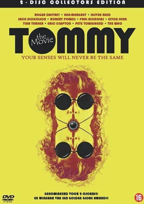 Cover van de film 'Tommy: The Movie'