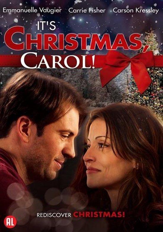 Cover van de film 'It's Christmas, Carol'