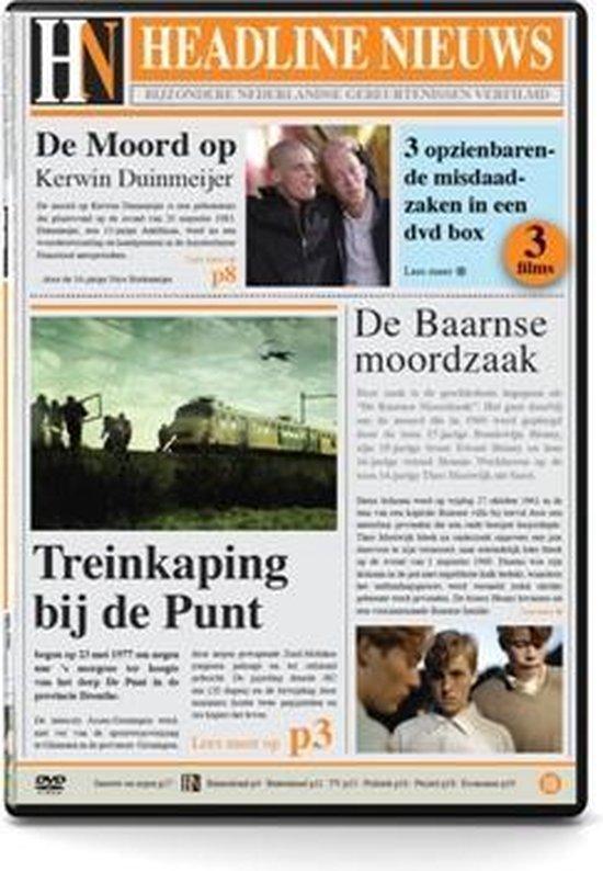 Cover van de film 'Headline Nieuws'
