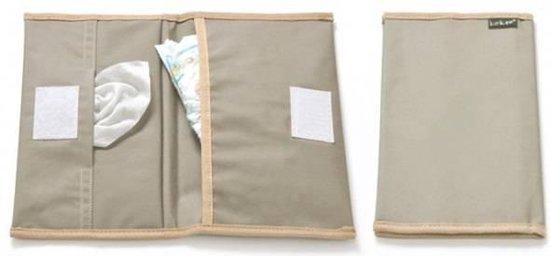 Product: KipKep Napper Luieretui - Taupe uni, van het merk KipKep