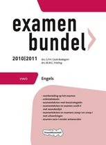 Examenbundel Engels - VWO 2010/2011