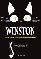 Winston. Kat met een geheime missie