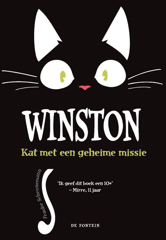 Winston 1 - Kat met een geheime missie