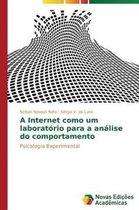 A Internet Como Um Laboratorio Para a Analise Do Comportamento