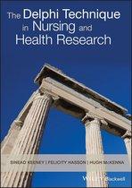 The Delphi Technique in Nursing and Health Research
