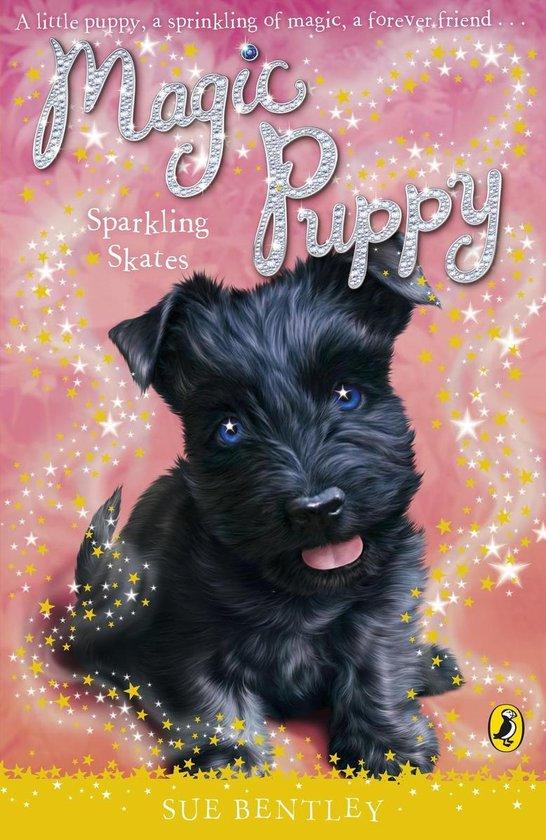 Boek cover Magic Puppy: Sparkling Skates van Sue Bentley (Onbekend)