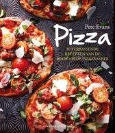 Boek cover Pizza van Pete Evans