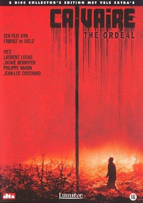 Cover van de film 'Calvaire'