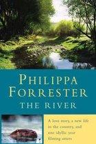 Boek cover The River van Philippa Forrester
