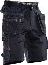 Jobman 2733 HP Shorts Zwart maat 48