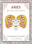 Aries Your Cosmic Coloring Book