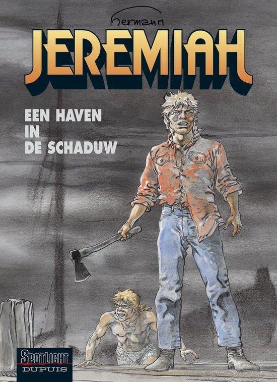 Jeremiah 26. een haven in de schaduw - Huppen, Hermann pdf epub