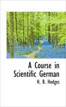 A Course in Scientific German