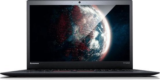Lenovo ThinkPad X1 Carbon - Laptop - 14 Inch - Azerty