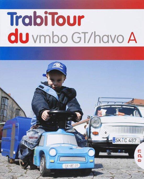 TrabiTour / vmbo GT/Havo / deel Textbuch A - L. Harshagen |