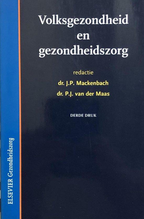 Boek cover Volksgezondheid En Gezondheidszorg van G.A.M. Ariens (Paperback)