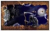 Halloween scenesetter open graf