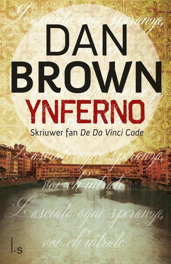 Robert Langdon 4 - Inferno - Dan Brown |