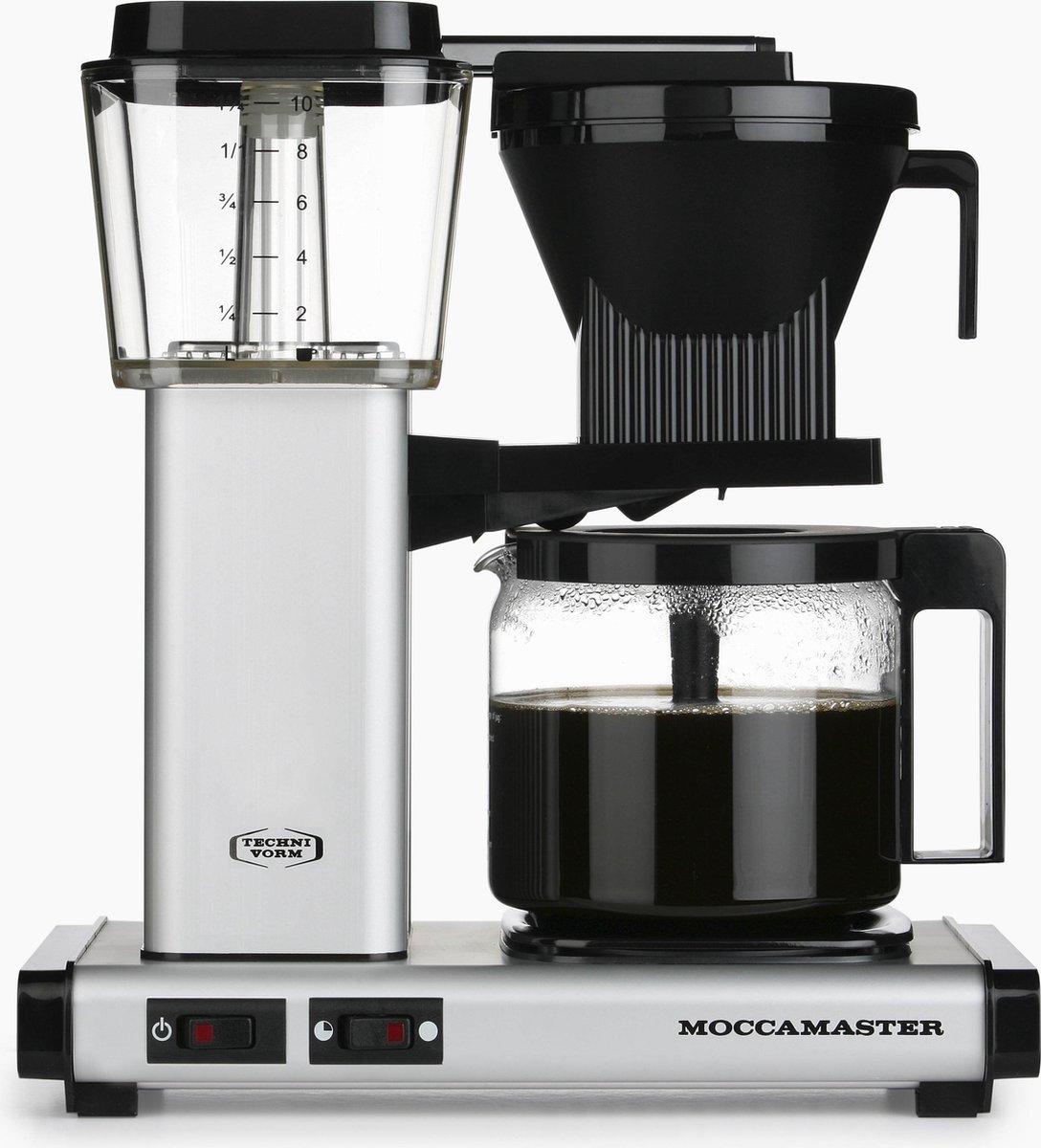 Moccamaster KBG741AO koffiezetapparaat