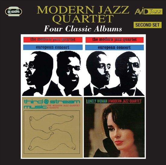 Four Classic Albums: European Concert, Vols. 1 & 2/Third Stream Music/Lonely Woman