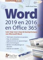 Computergidsen - Computergids Word 2019, 2016 en Office 365