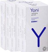 Yoni Heavy Tampons - 80 stuks - Biologische Tampons