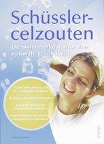 Boek cover Schussler Celzouten van Sabine Wacker
