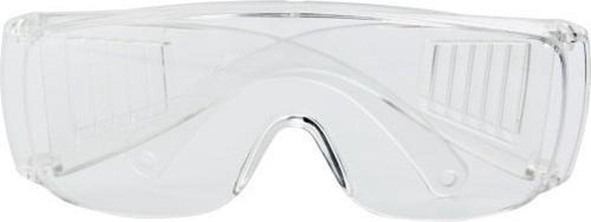 Veiligheidsbril / vuurwerkbril voor volwassenen - beschermbril
