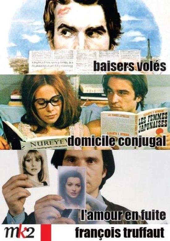 Cover van de film 'Francois Truffaut Box 2'