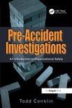 Pre-Accident Investigations