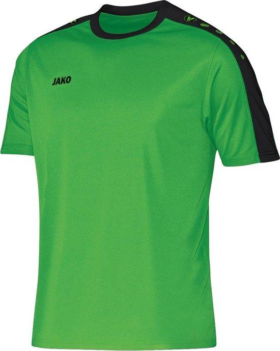 Jako Striker KM - Voetbalshirt - Mannen - Maat L - Groen licht