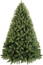 Kunstkerstboom - 240 cm - kunststof - 1758 takken - Groen