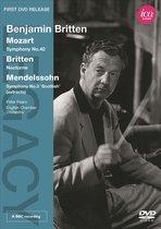 Mozart: Symphony No. 40; Britten: Nocturne